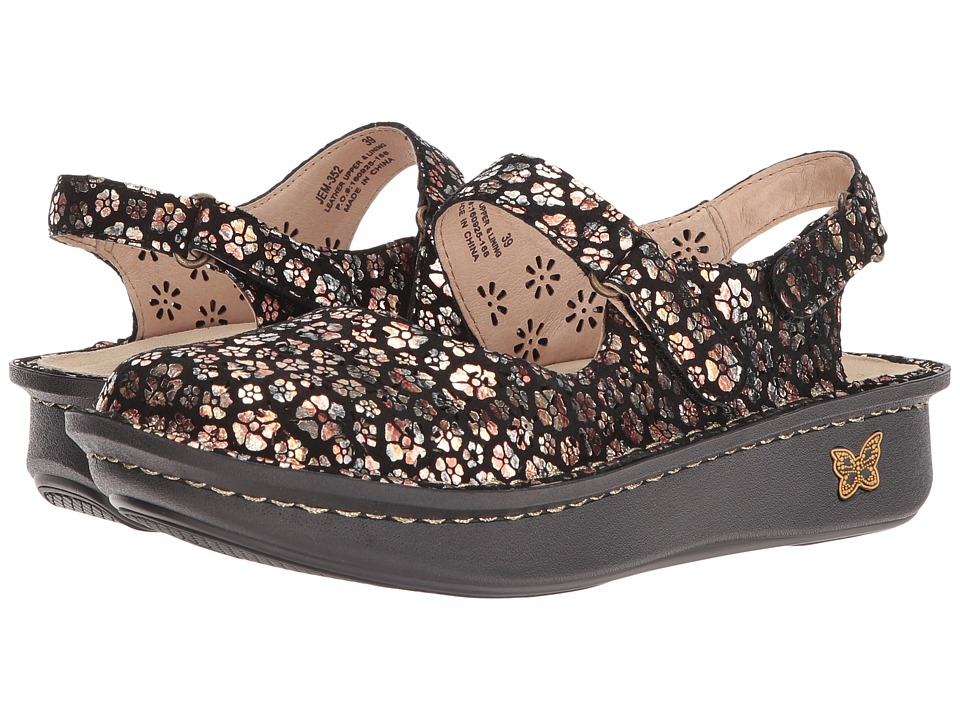 Alegria Jemma (Copper Poppy) Women's  Shoes