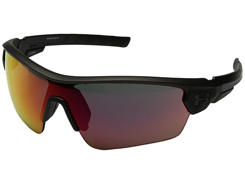 Under Armour Rival - Ceramic Charcoal/Black Frame/Gray Infrared Multiflection Lens
