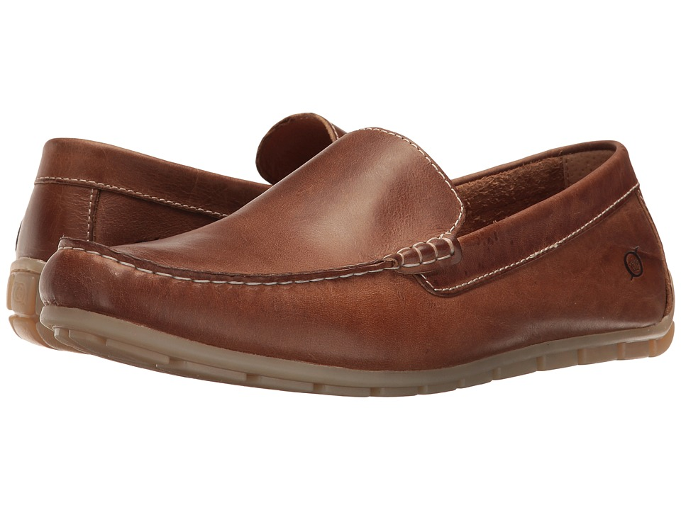 Born Allan (Natural) Men's Slip on  Shoes