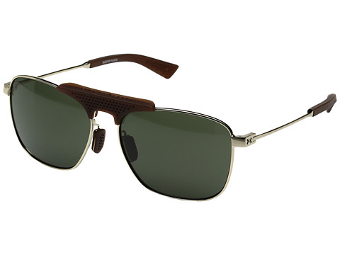 Under Armour Rally - Shiny Gold/Dark Crystal Brown Frame/Green Lens