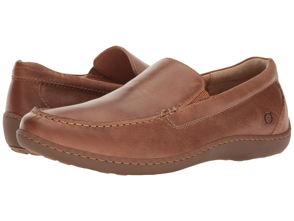 Born Brompton (Natural) Men's Slip on  Shoes