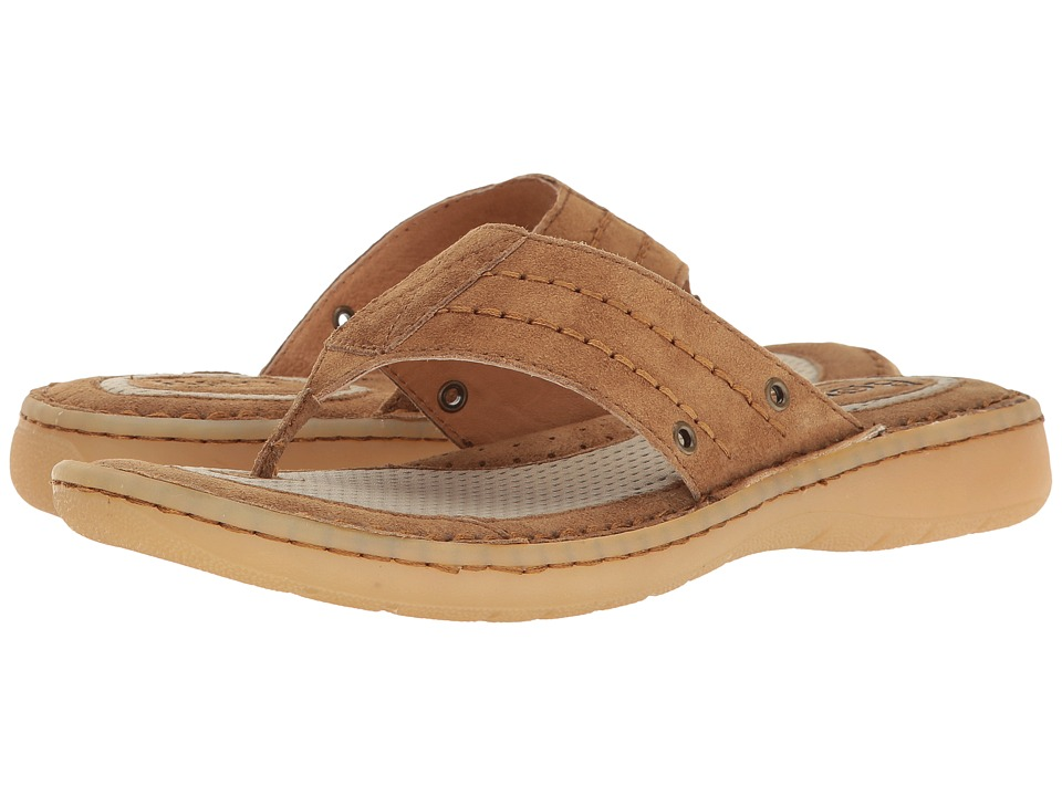 Born - Jonah (Brown Distressed) Men's Sandals