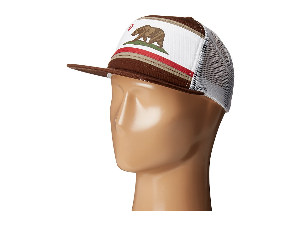 Marmot - Roots Trucker Hat (California Bear) Caps