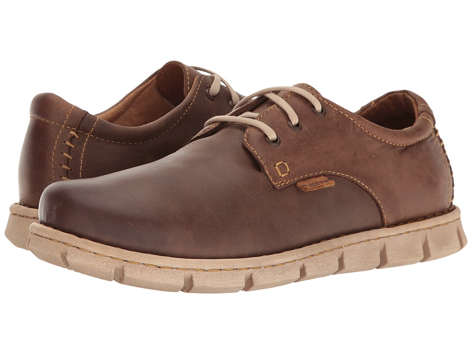 Born - Soledad (Dark Brown) Men's Lace up casual Shoes