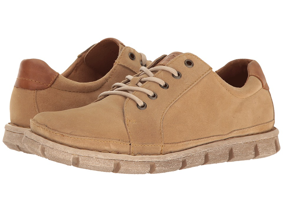 Born Salem (Natural Suede) Men