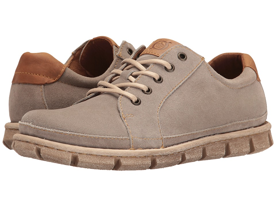 Born Salem (Light Grey Suede) Men