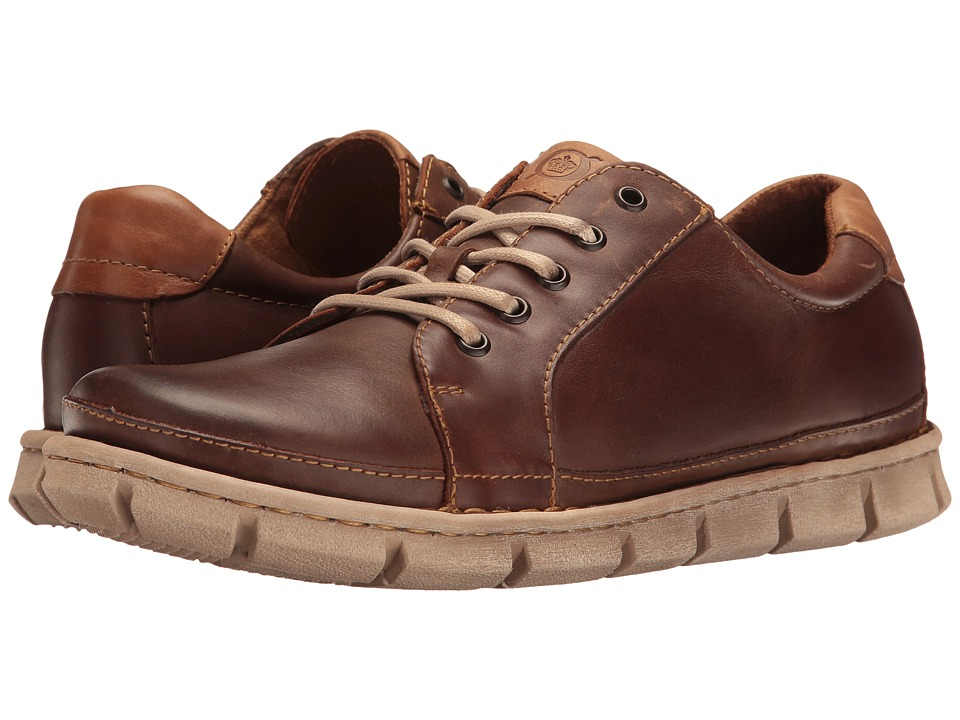 Born Salem (Dark Brown Full Grain Leather) Men