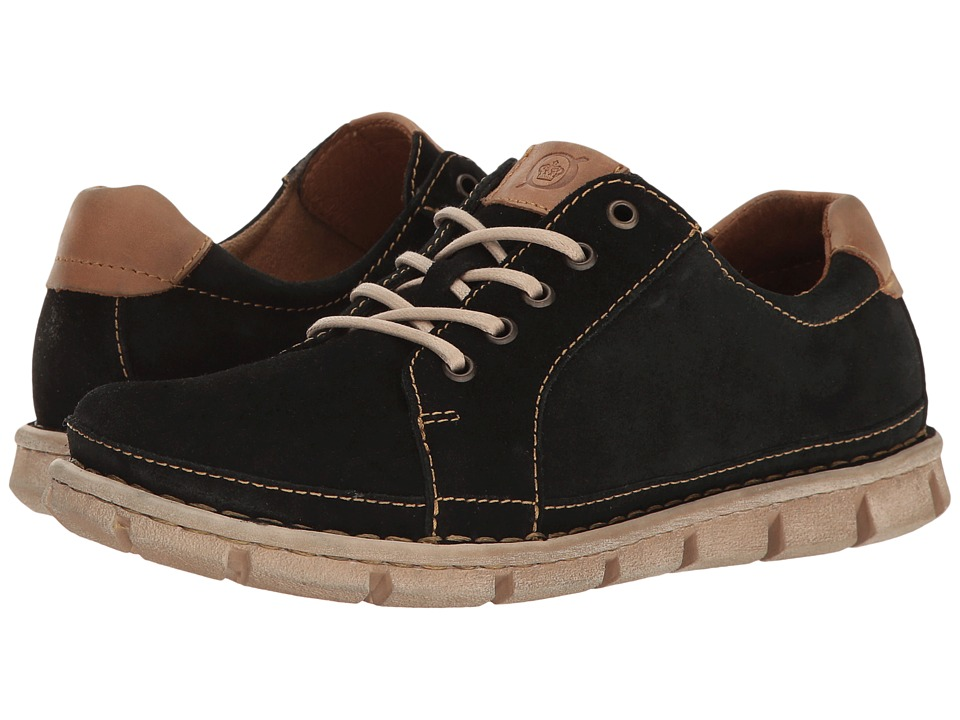 Born Salem (Black Suede) Men