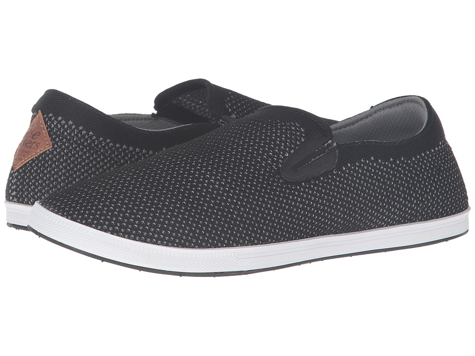 Freewaters Sky Slip-On Knit (Black) Women