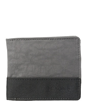 Nixon - The Atlas Showdown Nylon Bi-Fold Wallet