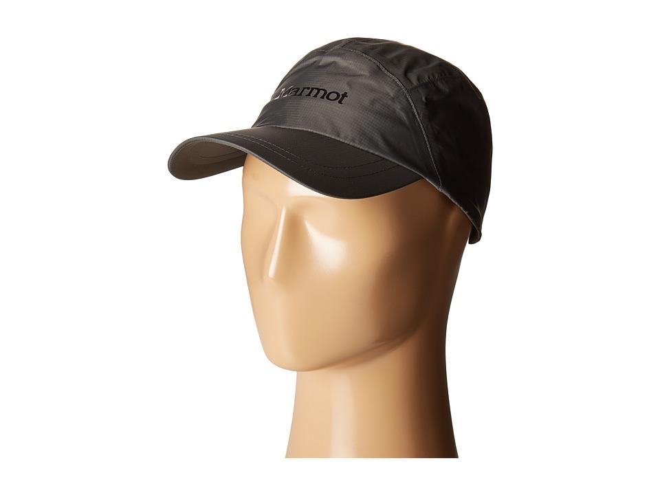 Marmot PreClip(r) Baseball Cap (Slate Grey) Caps