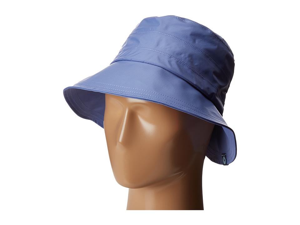 Marmot PreClip(r) Petal Hat (Dusty Denim) Bucket Caps