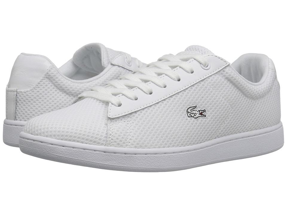 Lacoste Carnaby EVO 416 1 (White) Women