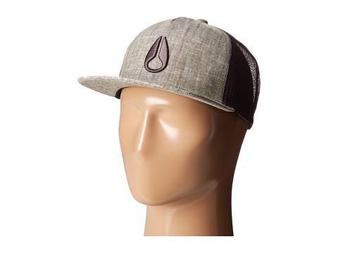 Nixon Deep Down Trucker Hat - Tan