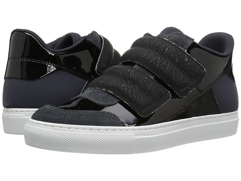 MM6 Maison Margiela Classic Low Hook and Loop Sneaker