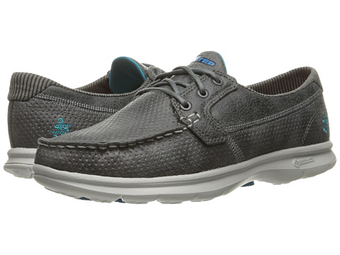 SKECHERS Performance Go Step - Shore - Charcoal