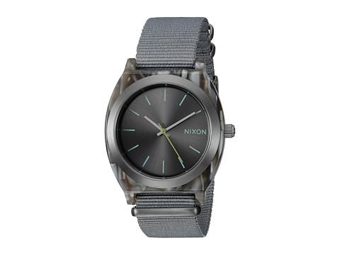 Nixon The Time Teller Acetate X The Mash Up Collection - Gray/Gunmetal