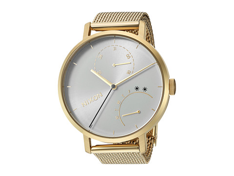 Nixon The Clutch - All Gold/White