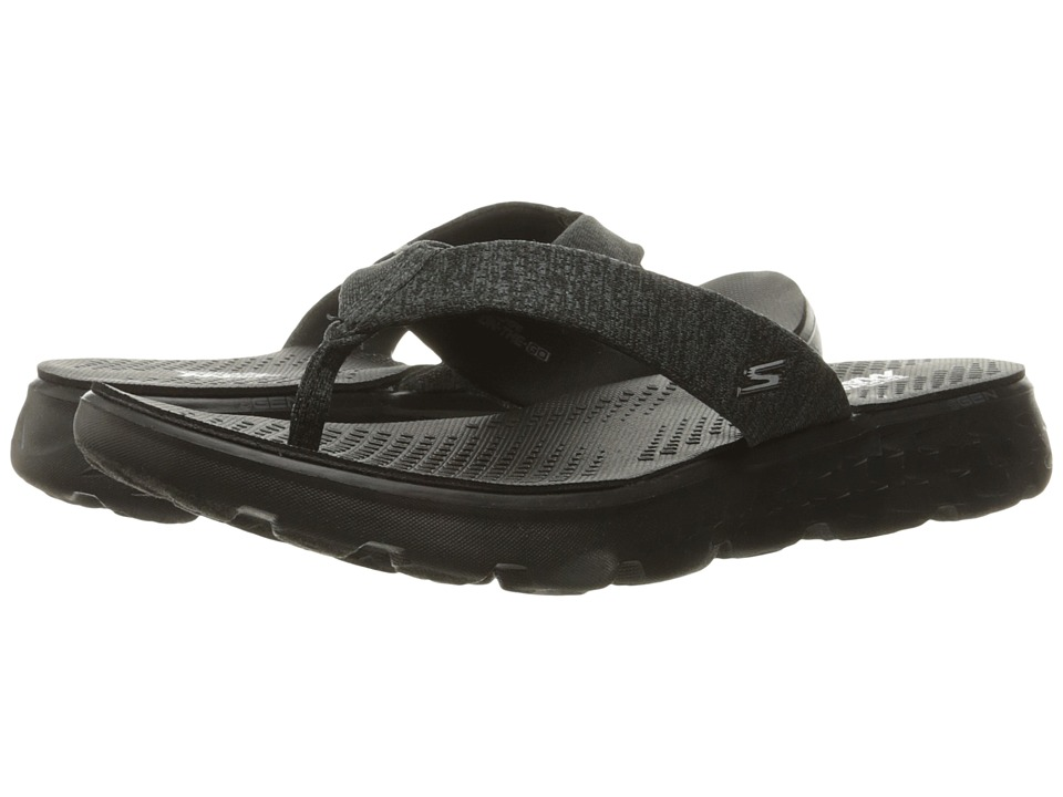 SKECHERS Performance - On-The-Go 400 - Vivacity (Black) Womens Sandals