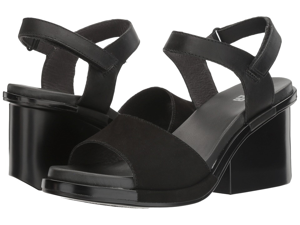 Camper - Ivy - K200398 (Black) Women's Dress Sandals