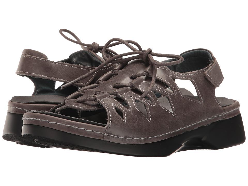 Propét GhillieWalker (Grey) Women's Sandals