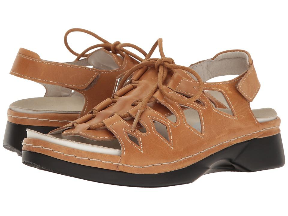 Propét GhillieWalker (Tan) Women's Sandals