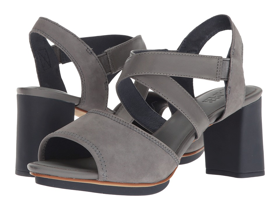 Camper Myriam K200340 (Medium Grey) High Heels