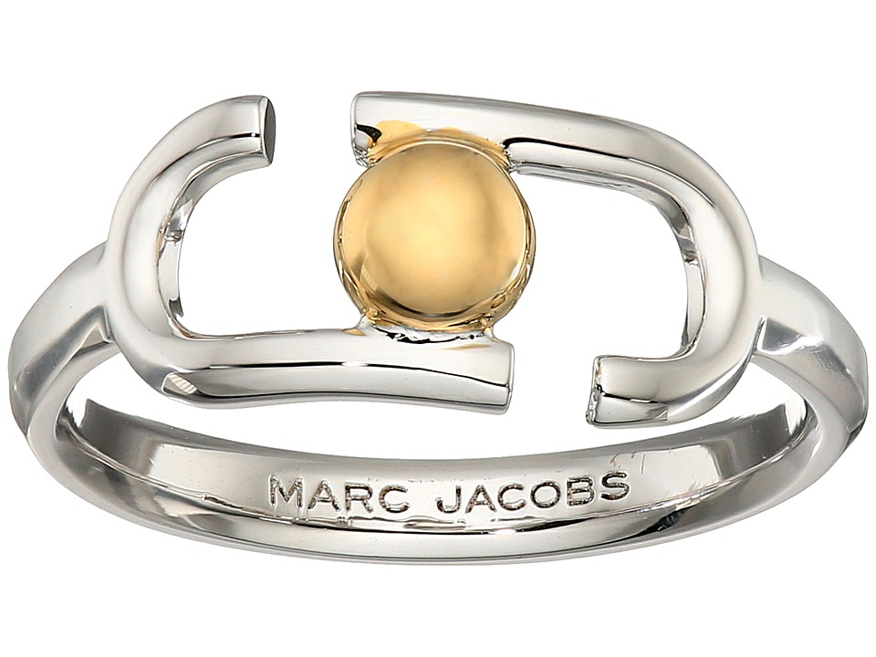 Marc Jacobs - Icon Ring (Silver Multi) Ring