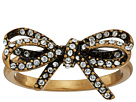 Marc Jacobs - Bow Pave Twisted Ring