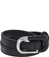 Marc Jacobs - Icon Double Wrap Leather Bracelet
