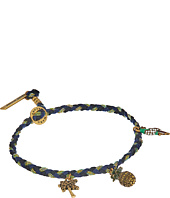 Marc Jacobs - Charms Tropical Pineapple Friendship Bracelet
