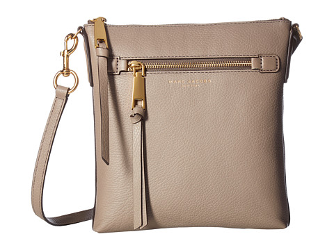 Marc Jacobs Recruit North/South Crossbody - Mink