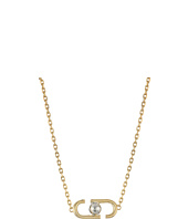 Marc Jacobs - Icon Short Pendant Necklace