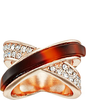 GUESS - Look of Two Crisscross Bands Ring