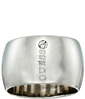 GUESS - Wide Logo Band Ring