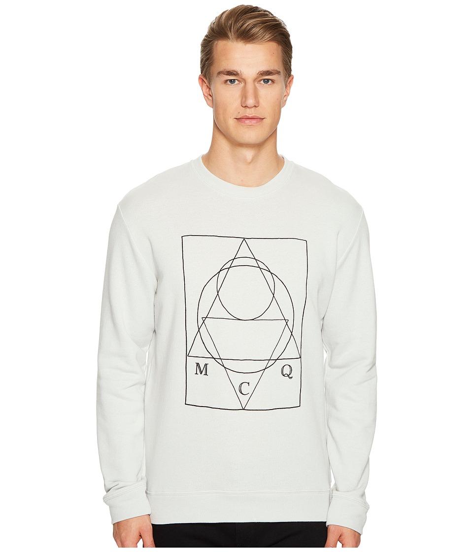 McQ - Graphic Print Sweatshirt