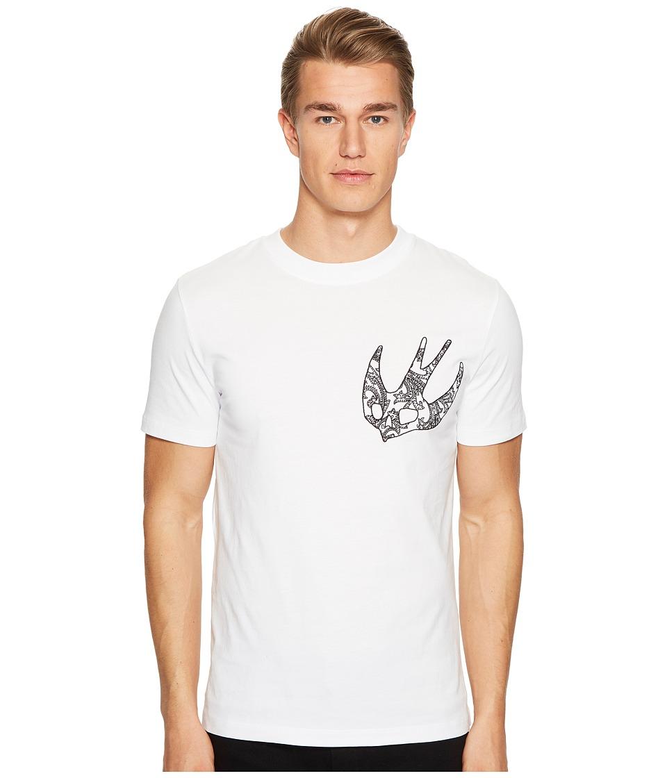 McQ - Printed Swallow T-Shirt
