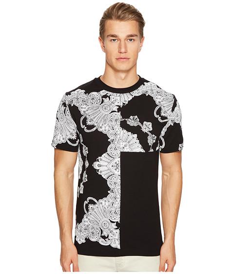 McQ Scarf Print T-Shirt