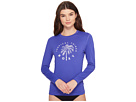 Palms Away Long Sleeve Rashguard