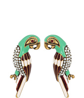 Marc Jacobs - Charms Tropical Parrot Studs Big Earrings