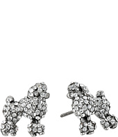 Marc Jacobs - Charms Paradise Mini Poodle Studs Earrings
