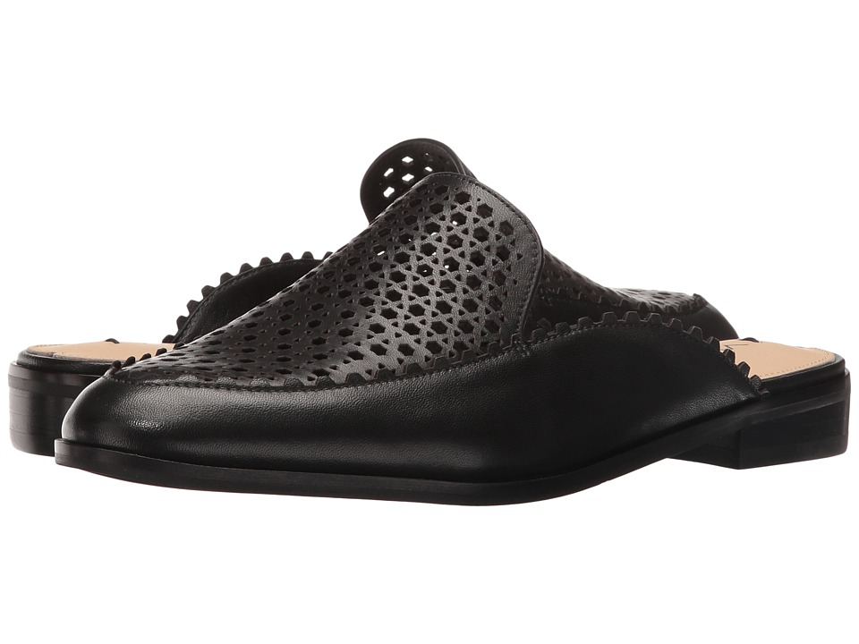 Via Spiga Adelina (Black Nappa Leather) Women