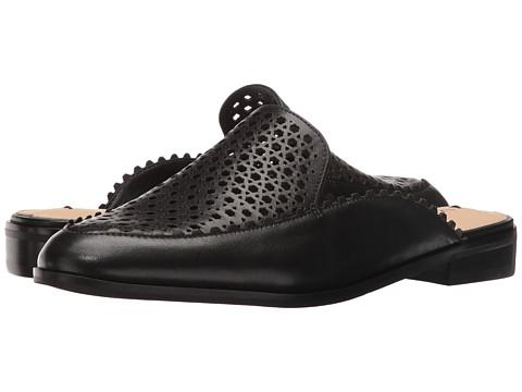 Via Spiga Adelina - Black Nappa Leather