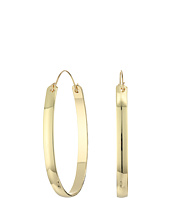 GUESS - Band Oval Hoop Earrings
