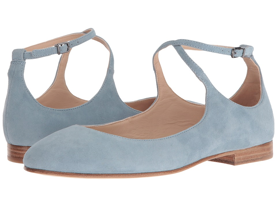 Via Spiga Yovela (Sleepy Blue Suede) Women