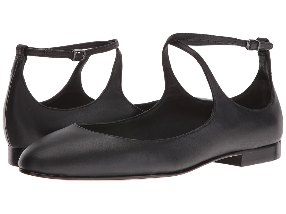 Via Spiga Yovela (Black Nappa Leather) Women