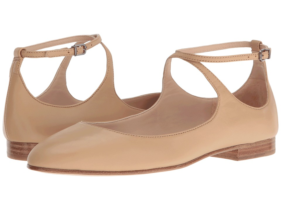 Via Spiga Yovela (Nude Nappa Leather) Women