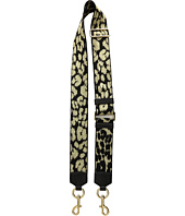 Marc Jacobs - Webbed Leopard Strap
