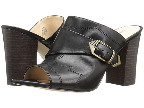 Nine West Betty - Black Leather