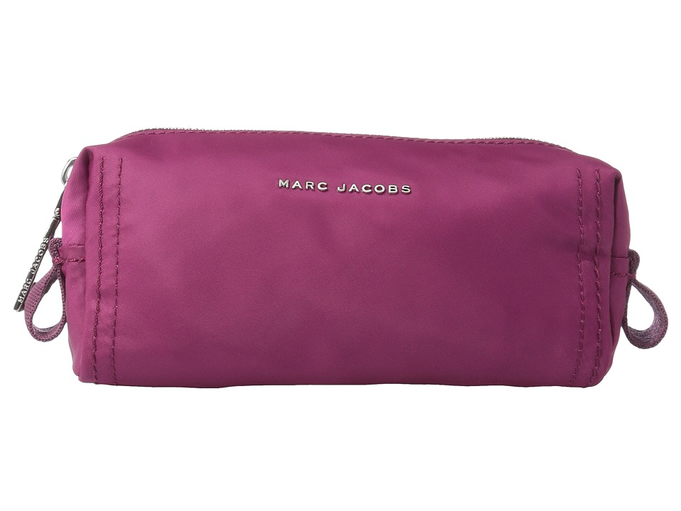 Marc Jacobs Easy Cosmetics Skinny Cosmetic (Wild Berry) Cosmetic Case